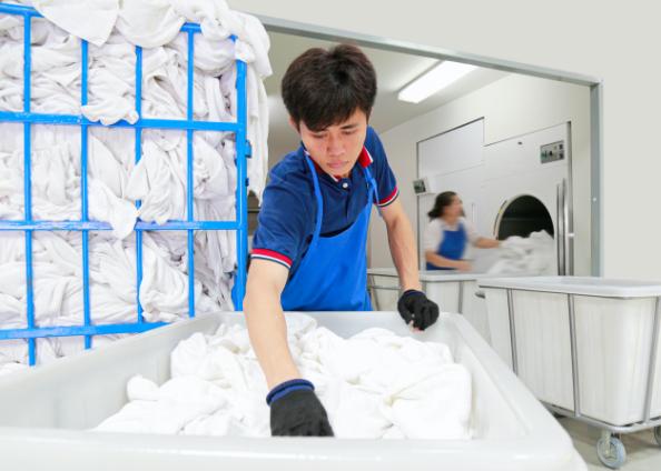 Automatische Kleidung Wäsche Berufskleidung Ausgabe System