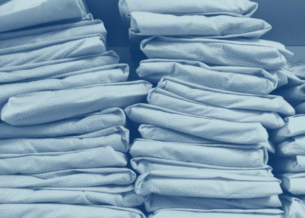 Kleidungsausgabe MRSA