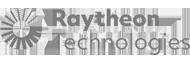 Raytheon technologies logo Unsere Kundschaft