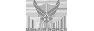 U.S air force logo - Unsere Kundschaft